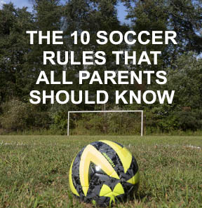 soccer rules for parents