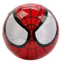 Spiderman soccer ball