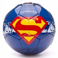 Superman soccer ball