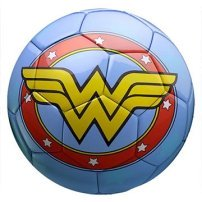 Wonder Woman soccer ball