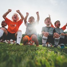 Soccer for kids in New Jersey