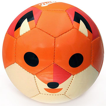 Fox toddler soccer ball
