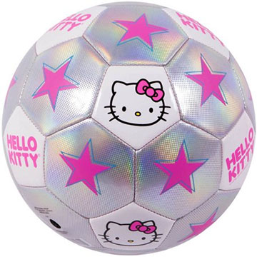 Hello Kitty kids soccer ball