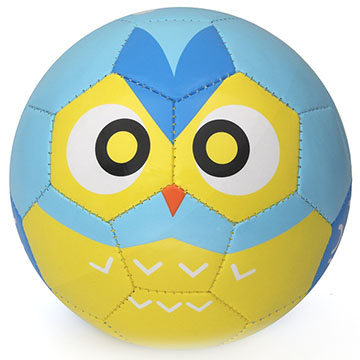 owl toddler soccer ball