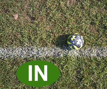 soccer ball in play 3